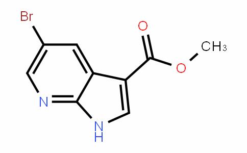 5-溴-1H-吡咯并[2,3-B]吡啶-3-羧酸甲酯