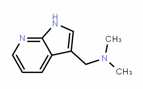 1H-Pyrrolo[2,3-b]pyriDine-3-methanamine, N,N-Dimethyl-