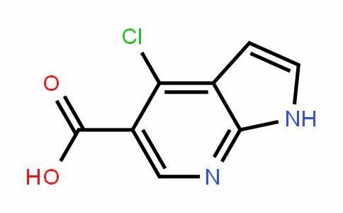 1H-Pyrrolo[2,3-b]pyriDine-5-carboxylic acid, 4-chloro-
