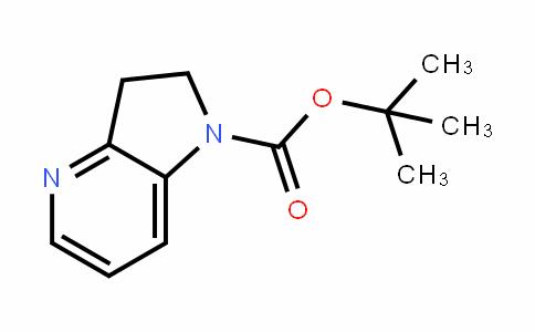 1H-Pyrrolo[3,2-b]pyriDine-1-carboxylic acid, 2,3-DihyDro-, 1,1-Dimethylethyl ester