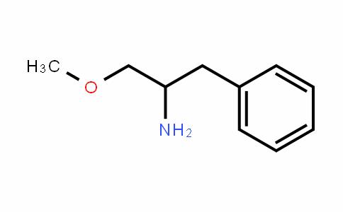 1-methoxy-3-phenylpropan-2-amine