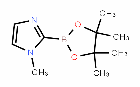 1-methyl-1H-imiDazole-2-boronic acid pinacol ester