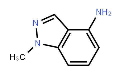 1-甲基-1H-吲唑-4-氨基