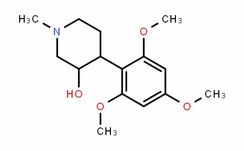 1-methyl-4-(2,4,6-trimethoxyphenyl)piperiDin-3-ol