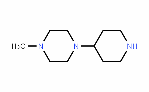 1-methyl-4-(piperiDin-4-yl)piperazine