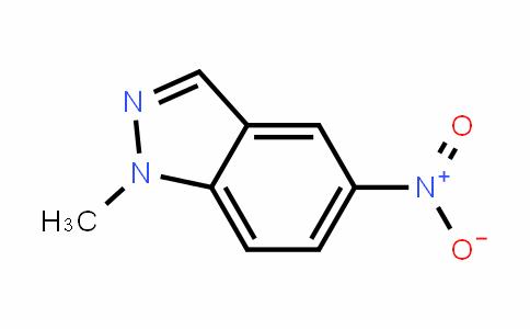 1-甲基-5-硝基-1H-吲唑