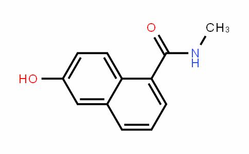 1-NaphthalenecarboxamiDe, 6-hyDroxy-N-methyl-