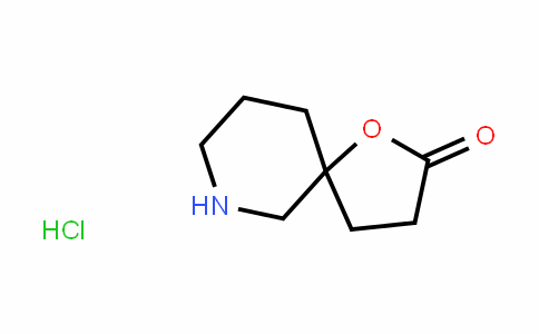 1-oxa-7-azaspiro[4.5]Decan-2-one (HyDrochloriDe)