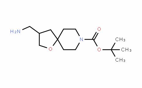1-Oxa-8-azaspiro[4.5]Decane-8-carboxylic acid, 3-(aminomethyl)-, 1,1-Dimethylethyl ester