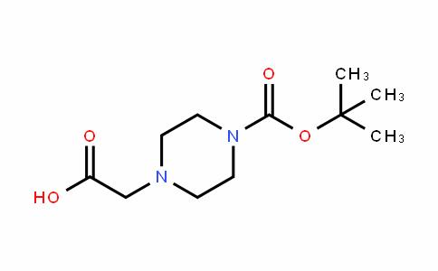 4-Boc-1-哌嗪乙酸
