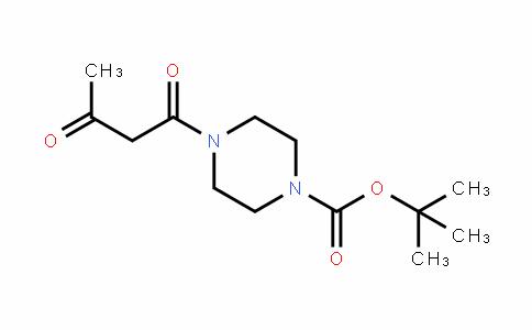 1-Piperazinecarboxylic acid, 4-(1,3-Dioxobutyl)-, 1,1-Dimethylethyl ester