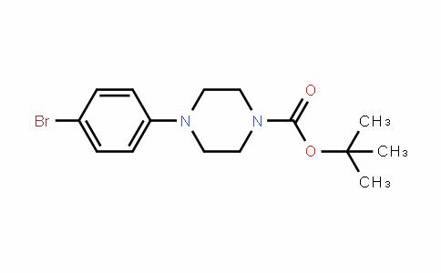 1-Piperazinecarboxylic acid, 4-(4-bromophenyl)-, 1,1-Dimethylethyl ester