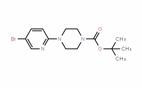 1-Piperazinecarboxylic acid, 4-(5-bromo-2-pyriDinyl)-, 1,1-Dimethylethyl ester