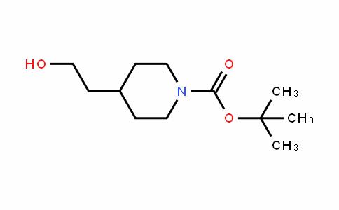 1-PiperiDinecarboxylic acid, 4-(2-hyDroxyethyl)-, 1,1-Dimethylethyl ester
