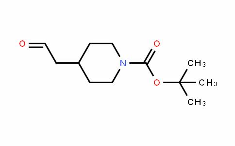 4-(2-氧代乙基)哌啶-1-羧酸叔丁酯
