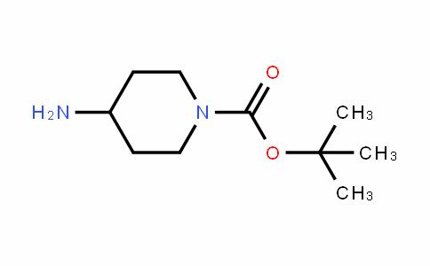 1-PiperiDinecarboxylic acid, 4-amino-, 1,1-Dimethylethyl ester