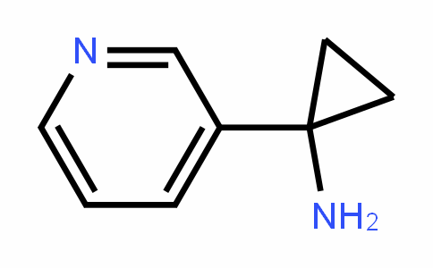 1-PyriDin-3-yl-cyclopropylamin