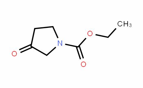 1-PyrroliDinecarboxylic acid, 3-oxo-, ethyl ester