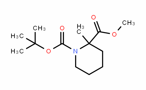 1-Tert-butyl 2-methyl 2-methylpiperiDine-1,2-Dicarboxylate