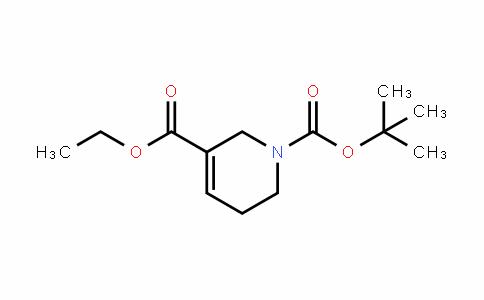1-Tert-butyl 3-ethyl 5,6-DihyDropyriDine-1,3(2H)-Dicarboxylate
