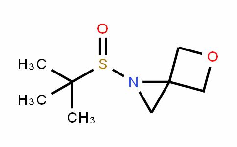 1-Tert-butylsulfinyl-5-oxa-1-azaspiro[2,3]hexane
