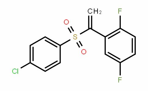 2-(1-(4-chlorophenylsulfonyl)vinyl)-1,4-Difluorobenzene