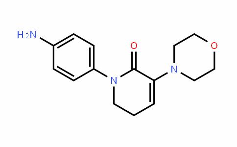 1-(4-氨基苯基)-5,6-二氢-3-(4-吗啉)-2(1H)-吡啶酮