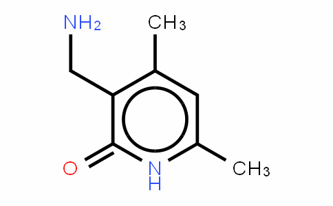 2(1H)-PyriDinone,3-(aminomethyl)-4,6-Dimethyl-