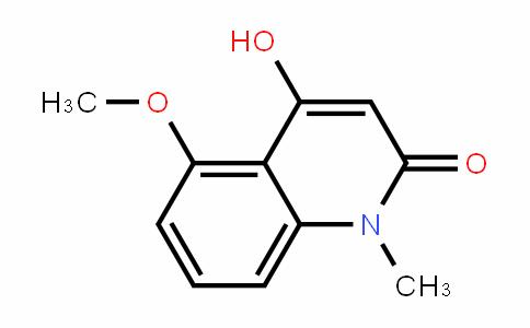 2(1H)-Quinolinone, 4-hyDroxy-5-methoxy-1-methyl-