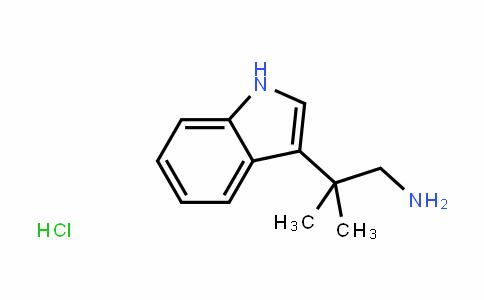 2-(1H-inDol-3-yl)-2-methylpropan-1-amine (HyDrochloriDe)