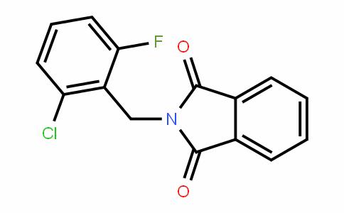 2-(2-chloro-6-fluorobenzyl)isoinDoline-1,3-Dione