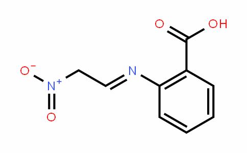 2-(2-NitroethyliDene)aminobenzoic acid
