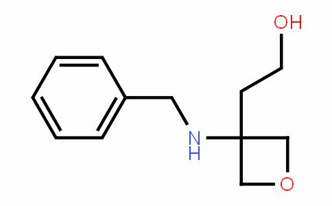 2-(3-(benzylamino)oxetan-3-yl)ethanol