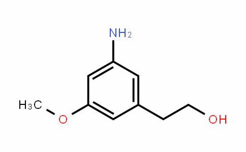 2-(3-amino-5-methoxyphenyl)ethanol