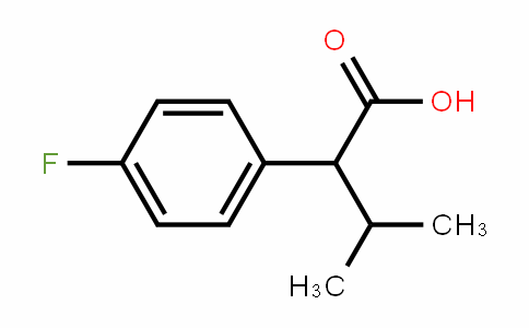 2-(4-Fluorophenyl)-3-methylbutyric acid