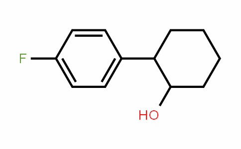 2-(4-fluorophenyl)cyclohexanol