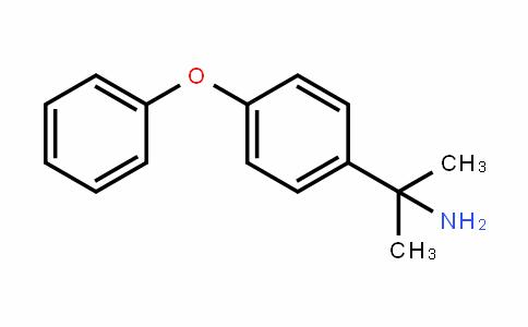 2-(4-phenoxyphenyl)propan-2-amine
