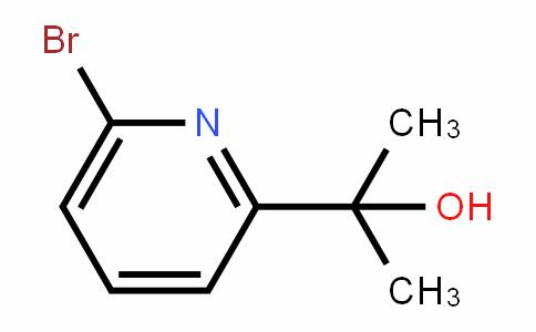 2-(6-bromopyriDin-2-yl)propan-2-ol
