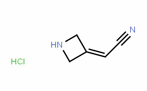 2-(azetiDin-3-yliDene)acetonitrile (hyDrochloriDe)