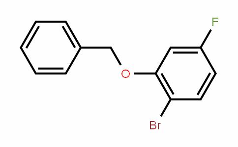 2-(benzyloxy)-1-bromo-4-fluorobenzene