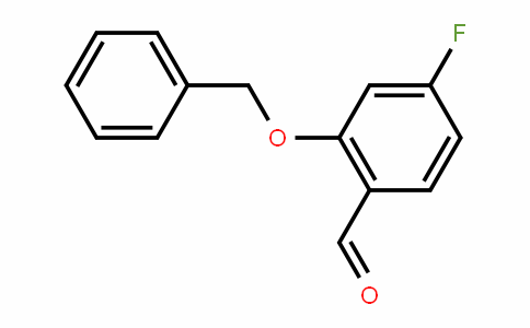 2-(benzyloxy)-4-fluorobenzalDehyDe