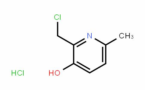 2-(chloromethyl)-6-methylpyriDin-3-ol (HyDrochloriDe)