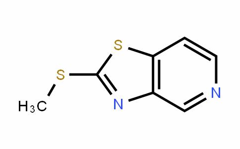 2-(甲巯基)噻唑并[4,5-C]吡啶