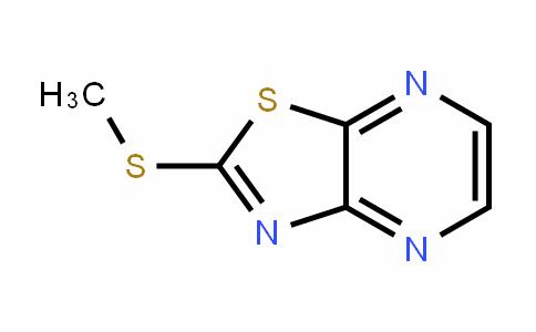 2-(methylthio)thiazolo[4,5-b]pyrazine