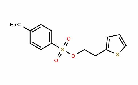 2-(thiophen-2-yl)ethyl 4-methylbenzenesulfonate