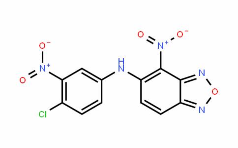 2,1,3-BenzoxaDiazol-5-amine, N-(4-chloro-3-nitrophenyl)-4-nitro-