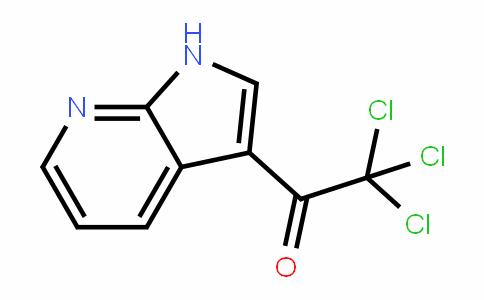 2,2,2-trichloro-1-(1H-pyrrolo[2,3-b]pyriDin-3-yl)ethanone