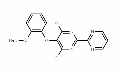 2,2'-BipyrimiDine, 4,6-Dichloro-5-(2-methoxyphenoxy)-