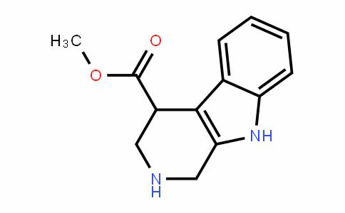 2,3,4,9-TETRAHYDRO-1H-BETA-CARBOLINE-4-CARBOXYLIC acid mETHYL ESTER