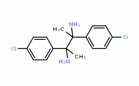 2,3-bis(4-chlorophenyl)butane-2,3-Diamine